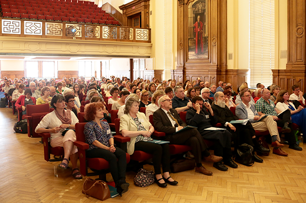 Launch of European Research Institute for Chaplains in Healthcare (ERICH)
