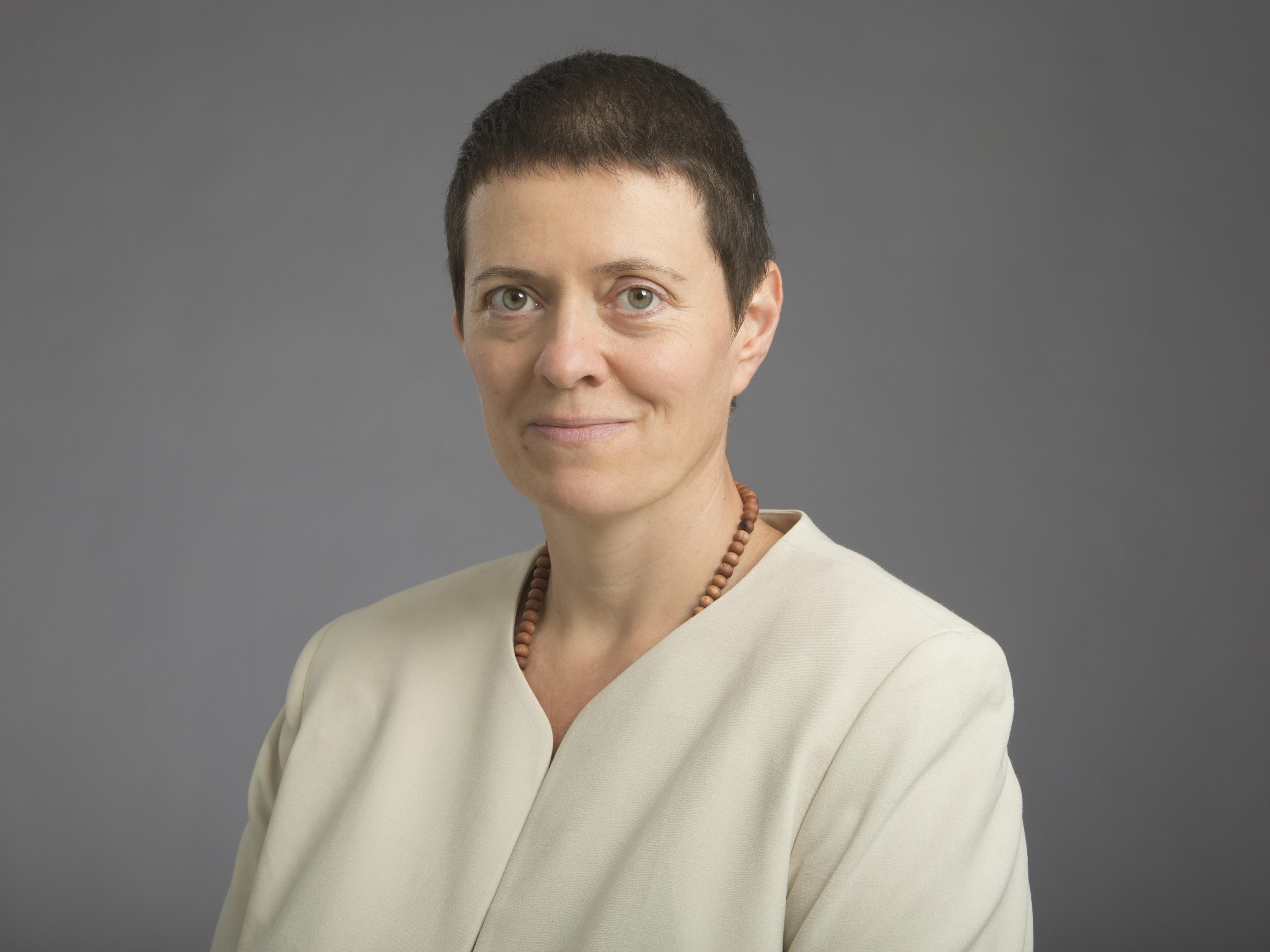 The Rev. Marta Dabis, MS, MBA, PBCC