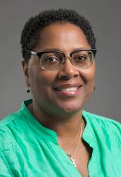 The Rev Marilyn J D Barnes, MA, BCC